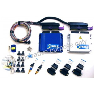 Commander660 direct injection piezo (complete kit)