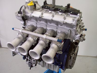 DTM kit-car intake