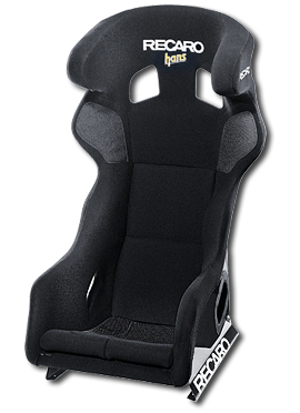 Racing Recaro seats
